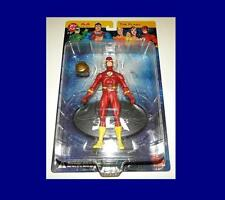 DC DIRECT JLA THE FLASH MINT-ON-CARD RARE ACTION FIGURE FROM DC COMICS!!