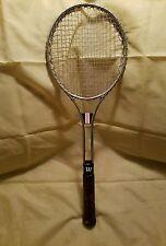 """T4000 WILSON Metal Tennis racket 4 5/8"""" Grip"""