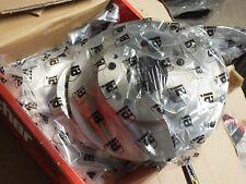 New Genuine Eicher Pair rear brake discs for a Honda Civic 01-19 104600489 DW