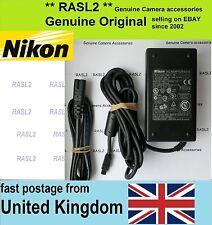 Genuine originale Nikon AC Adapter eh-5 d50 d70 d70s d80 d90 d100 d300 S d700