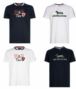 Harmont & Blaine Men Crew Neck Short Sleeve Cotton Summer Jersey T shirt Top Tee
