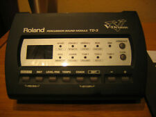 Roland Td-3 V Drum Module Brain