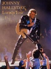 "DVD ""JOHNNY HALLYDAY LORADA TOUR"" NUEVO EN BLÍSTER"