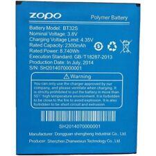 Zopo Batteria originale BT32S per ZP320 2300mAh Pila Litio Ricambio Nuova Bulk