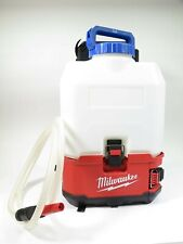 New listing Milwaukee 2820-21Ws M18 18V 4 Gal. Li-Ion Switch Tank Backpack - Tool Only
