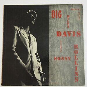 MILES DAVIS *DIG* SONNY ROLLINS McLean PRESTIGE 7012 1st DG RVG W 50TH Top COPY