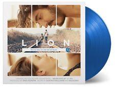 Lion - Movie Soundtrack 180g BLUE COLOURED vinyl LP Oscar Nominated Score