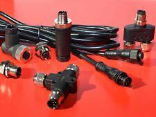 NMEA2000 Connector Adapter Terminator Mount Screw Simrad Lowrance B&G Garmin
