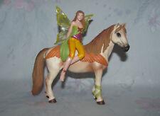 2012 Schleich Bayala Fairy Sangeela Sanjeela with Horse/Mare