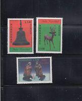Honduras 1995 Christmas Sc C962-964  Complete  Mint Never Hinged