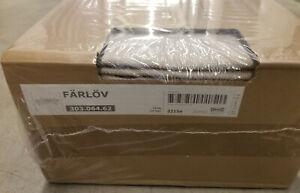 IKEA Farlov 5 Seat Sofa Left Sectional SLIPCOVER Flodafors Beige corner COVERS