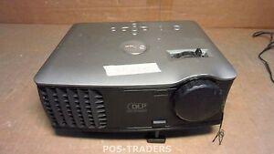 DELL 1800MP DLP Project Beamer 2100 LUMENS VGA XGA 1024x768  NO POWER