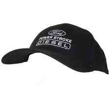 NEW Ford Black Powerstroke Diesel Hat Baseball Cap F150 Super Duty