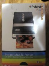 Polaroid CZA-10011B PoGo Instant Mobile Thermal Printer New Sealed