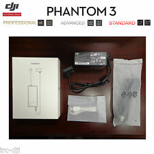 DJI Phantom 3 Standard RC Drone 57W Battery Charger AC Power Supply, USA & CA