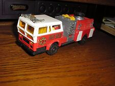 Nice 1/47 Majorette Pompe A Incendie New York Fire Dept. Fire Engine Free Ship