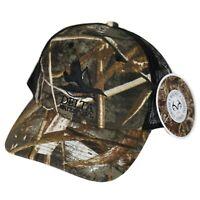 NEW Delta Waterfowl Trucker Hat Baseball Cap Strapback Realtree Camo Hunting NWT
