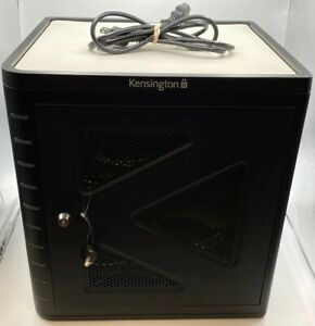 """Kensington K67862AM Charge and Sync Cabinet for 7-10"""" Tablets"""