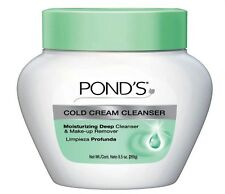 POND'S Cold Cream Moisturizing Deep Cleanser Make up Remover Cream 9.5 oz.