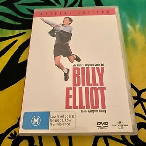 Billy Elliot - Special Edition - DVD - 2008 - Region 4