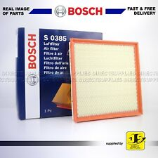 CHEVROLET VAUXHALL ASTRA MK6 (J) HATCHBACK 12.2009 - BOSCH AIR FILTER S0385