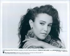 1987 Actress Leslie Bega in Head of The Class 1980s TV Show Press Photo
