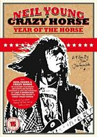 NEIL YOUNG and CRAZY HORSE YEAR OF THE HOR [DVD][Region 2]