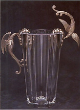 """ERTE BRONZE, """"Grapes, (Vase)"""" SIGNED AND NUMBERED RETAIL 11.2K LOOK IN MY STORE"""