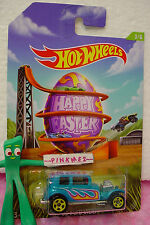 2014 Happy EASTER #3 Hot Wheels '32 FORD VICKY 1932☆Candy Blue☆Egg~Walmart