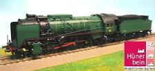 Olaerts C5003AC SNCB Type 5 Güterzug-Dampflok grün/schw Messing dig 1:87 NEU+TOP