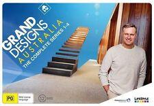 Grand Designs Australia : Series 1-4 (DVD, 2014, 12-Disc Set)   20% OFF 2+