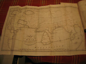 Roberson Works 1820's with 2 maps Southeast Asia