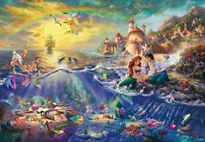 1000 Piece Jigsaw Puzzle Disney THE LITTLE MERMAID TENYO from Japan*