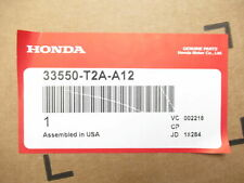 Genuine OEM Honda 33550-T2A-A12 Driver Left Tail Lamp Assy 2013-2015 Accord