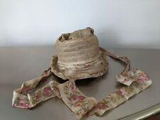 Antike Kopfbedeckung Damen * Trachtenhut * original vintage * Hutmacher Modistin