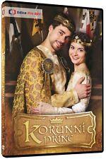Korunni princ DVD (box) English subtitle Czech perfect fairy tale