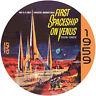 "First Spaceship on Venus (1960) Sci-Fi and Horror NR CULT ""B"" Movie DVD"