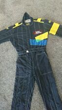 Omp Quality Three Layer Race Suit. No Reserve!!