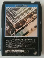 BEATLES 8 EIGHT TRACK TAPE 1967-1970 PART TWO.
