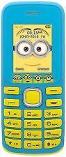 Lexibook Minions Mobile Phone Unlocked Dual SIM 2g Bluetooth