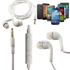 In-Ear Remote & Mic Handsfree Headphones Earphones Earplug For iPhone Samsung BA