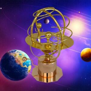 Orrery Model of The Solar System Astronomy Scientific Instruments 19*12cm New