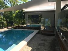 Pool Fencing 12mm toughened glass