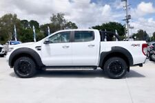 GENUINE Ford Ranger PX2 Fender Flares Wheel Arch MATTE BLACK BOLT ON LOOK