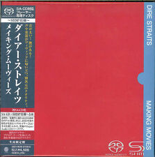 DIRE STRAITS Making Movies SEALED UIGY-9520 JAPAN Cardboard SHM SACD OutOfPrint