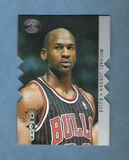 MICHAEL JORDAN 1995-96 SP Championship Shots Die Cut #S16 Chicago Bulls