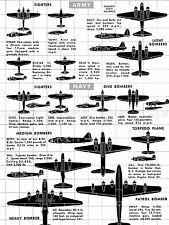 PROPAGANDA WAR I USA ENEMY JAPANESE AIRCRAFT BOMBER USA ART POSTER PRINT LV7342