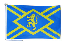 More details for east lothian flag with rope and toggle - various sizes