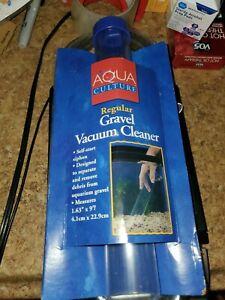 Aqua Aquarium Water Changer Gravel Cleaner Vacuum
