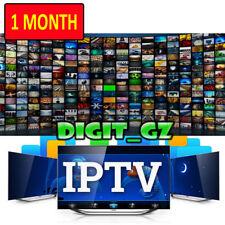 1 Month IPTV Full Warranty For MAG OPENBOX ZGEMMA ANDROID SMART TV